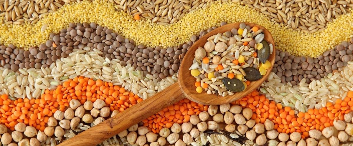 Proteine nei legumi