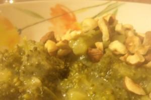 Broccoli alle nocciole