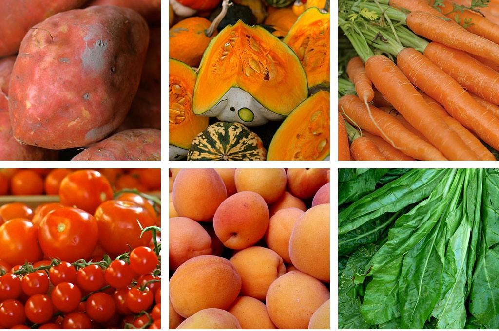 I carotenoidi (fitocomposti)