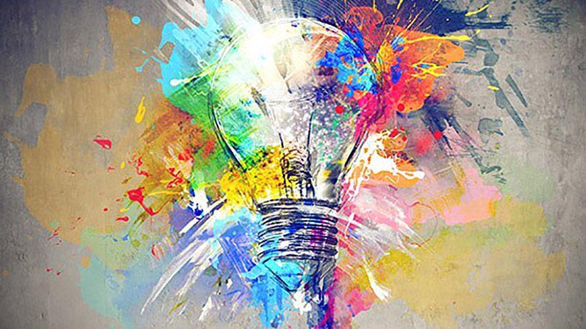 mente creativa e idee