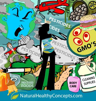 le tossine ambientali sono intorno a noi