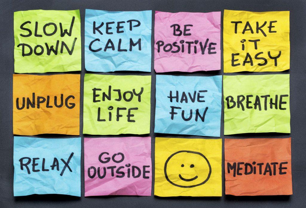 Strategie per lo stress