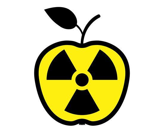 la frutta è tra i cibi irradiati