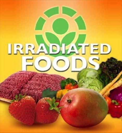 Alterazioni dovute all'irraggiamento degli alimenti